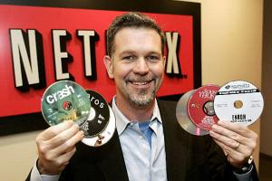 Reed Hastings, CEO